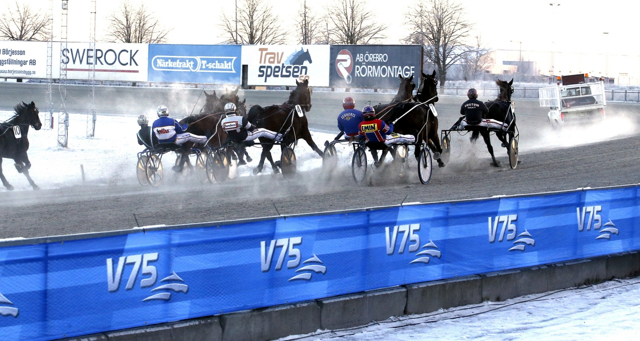 Samtliga hästar som startar under 2018 kommer få prispengar, vilket är en förutsättning för att hästägarna ska vara fortsatt momspliktiga enligt en EU-dom. Foto Hanold/ALN