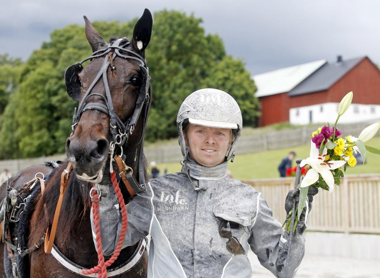 Mattias Djuse. Foto: Micke Gustafsson/ALN