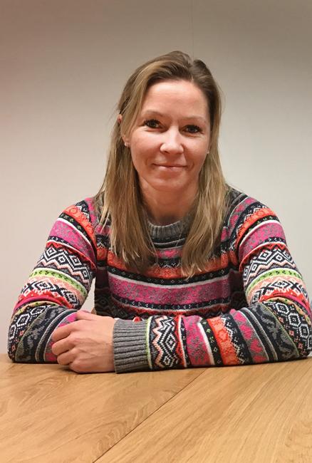 Linda Höijer. Foto Mathias Hedlund