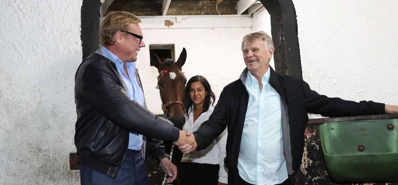 För en dryg vecka sedan sålde Lennart Ågren för tre miljoner, nu köpte han för 360.000 euro! Foto Mia Törnberg