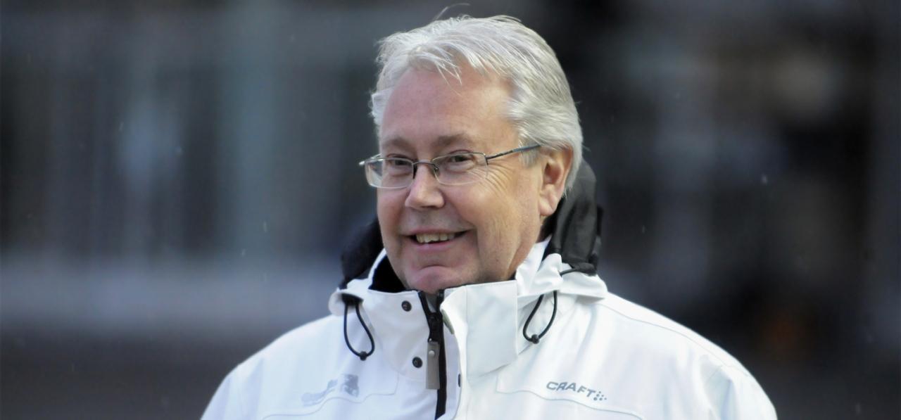 Axevallas travbanechef Benny Ternemar har blandade känslor efter fredagens kungörande kring tävlingsschemat. Martin Langels/ALN