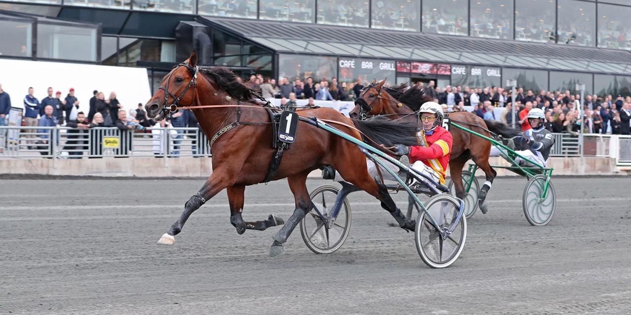 Readly Express och Jorma Kontio ser ut att få återstifta bekantskap på lördag. Foto Mia Törnberg