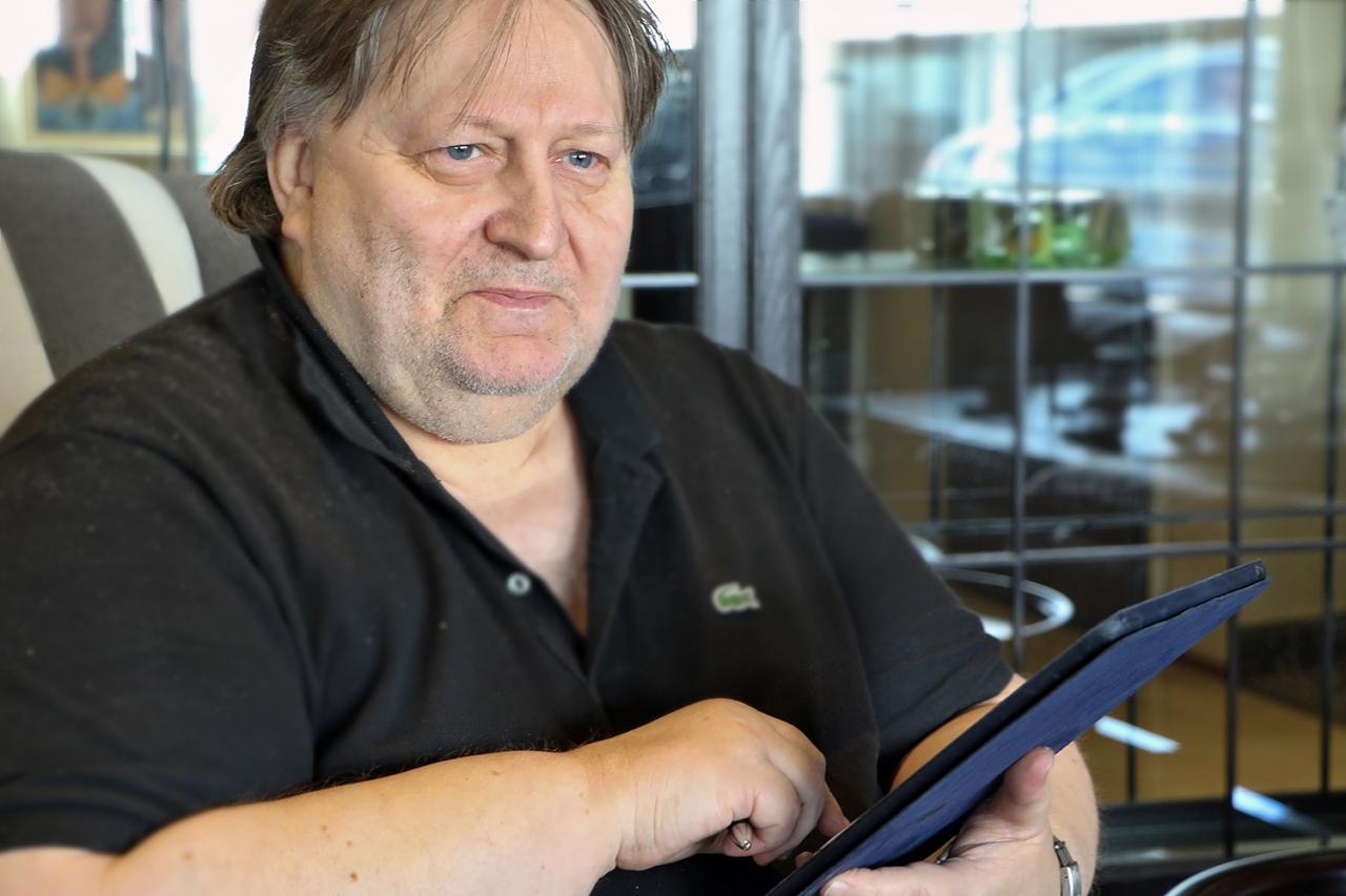 Etain Royals tidigare ägare Reima Kuisla har köpt Stay Alert. Foto: Anu Leppänen/ravinetti.fi