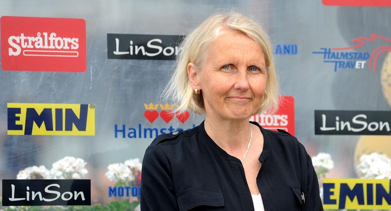 Marjaana Alaviuhkola föreslås av de nordiska länderna att ta över ordförandeklubban i travunionen U,E.T. Foto: ALN.