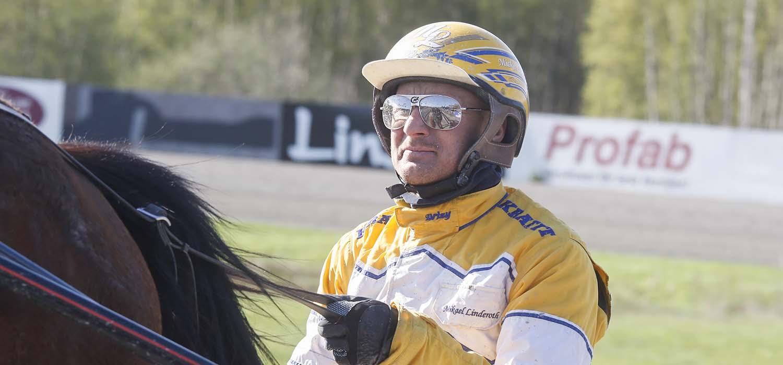 Mikael Å Linderoth. Foto Lennart Kihlmann/ALN