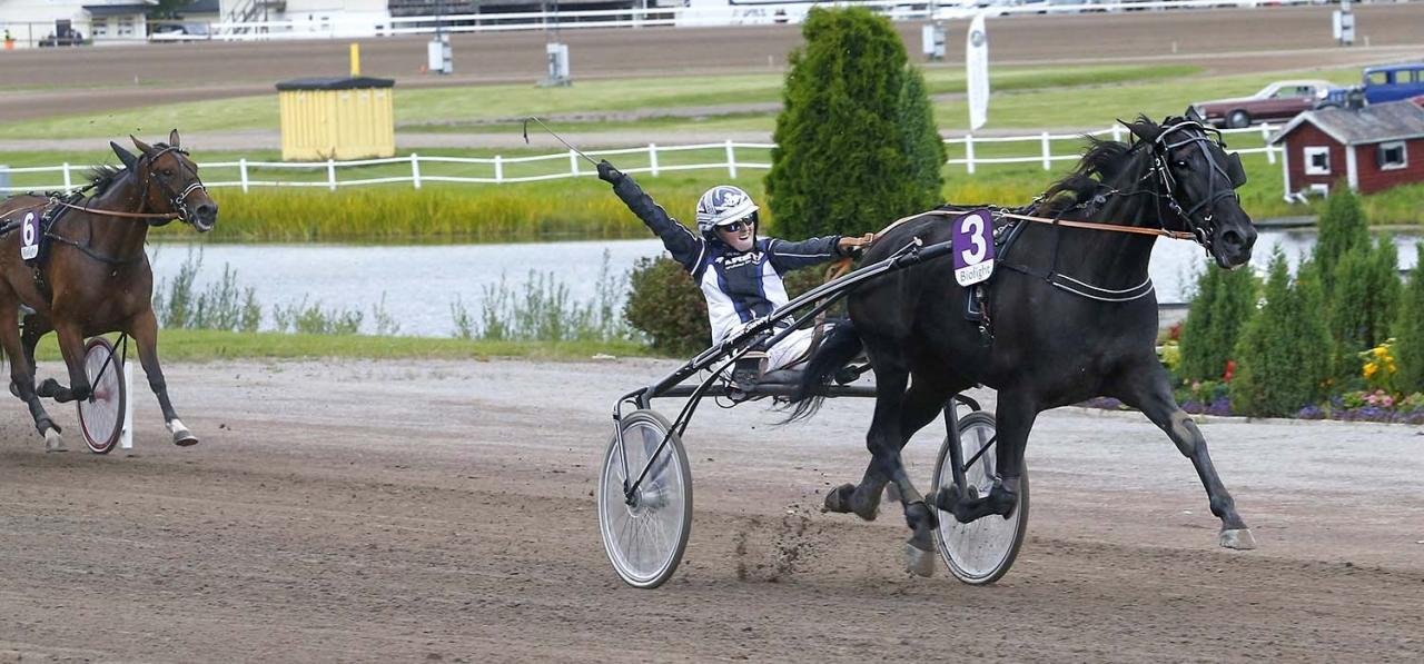 Ellieann och Sofia Frilén vann Lars Lindbers Minne ifjol. Kommer de åter överraska under fredagskvällen? Foto Hanold/ALN