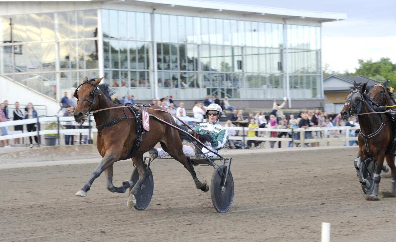 Från dubbla tillägg vann Mulligan och Thomas Uhrberg, Foto: Jörgen Tufvesson