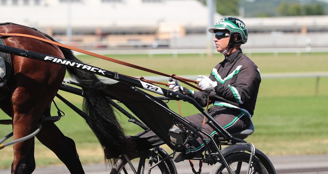 Jimmy Takter gör sitt sista år som tränare och hans hästar vinner storlopp i parti och minut. Foto Jeannie Karlsson/Sulkysport
