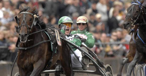 Med Super Light vann Jörgen Westholm Oslo Grand Prix i juni 2007. Foto Stefan Melander/stalltz.se