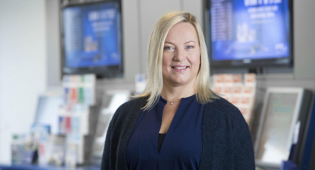 ATG:s ekonomichef Lotta Nilsson Viitala kommenterar den starka inledningen för spelbolaget 2018.