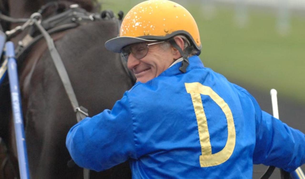 Jean-Pierre Dubois sålde hästar för 1.366.000 euro igår. Foto Stalltz.se