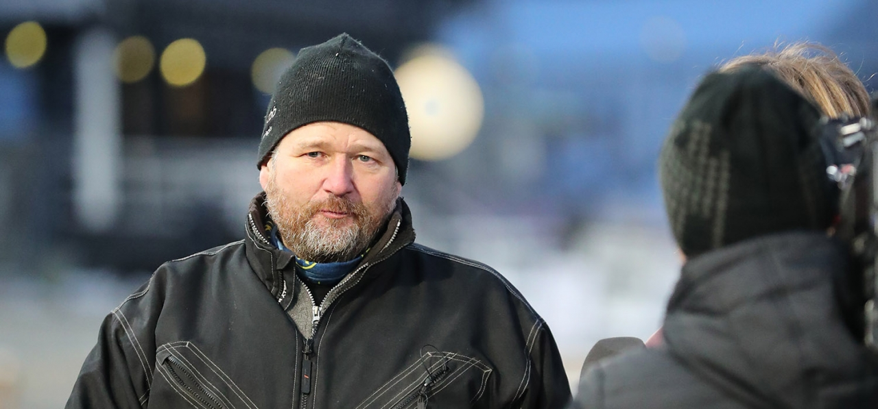 """Micael Broberg har dömts till tre månaders körförbud och 30.000 kronor i böter för att han varit med på ett """"ATG Tillsammans-system""""- Foto: Jeannie Karlsson/Sulkysport"""