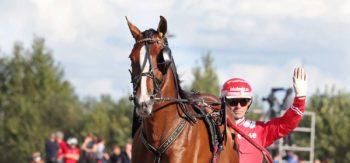Sulkysport, Travsport, Travhäst, Sobel Conway och Peter Untersteiner