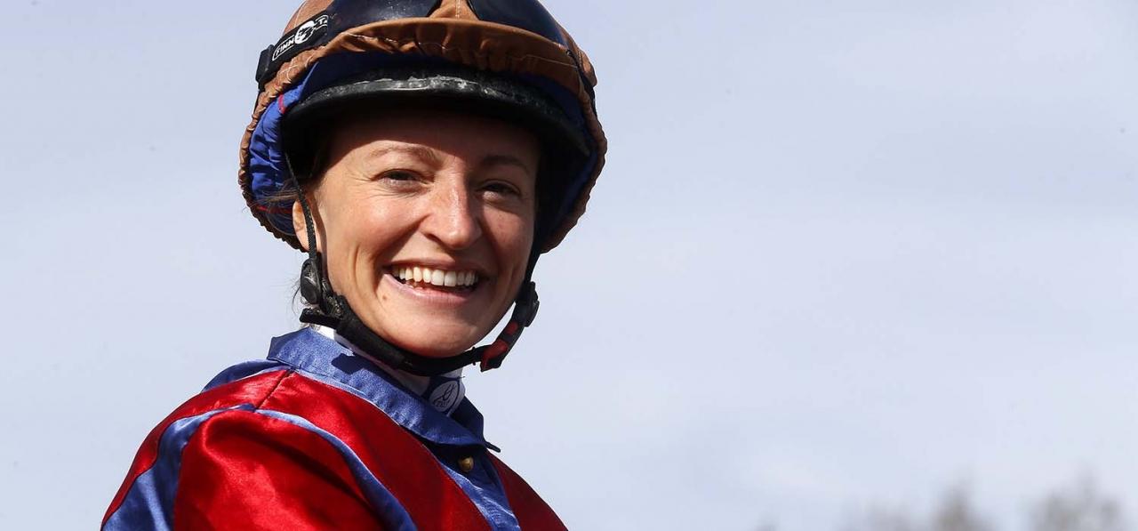 Stina Swartling. Foto Hanold/ALN