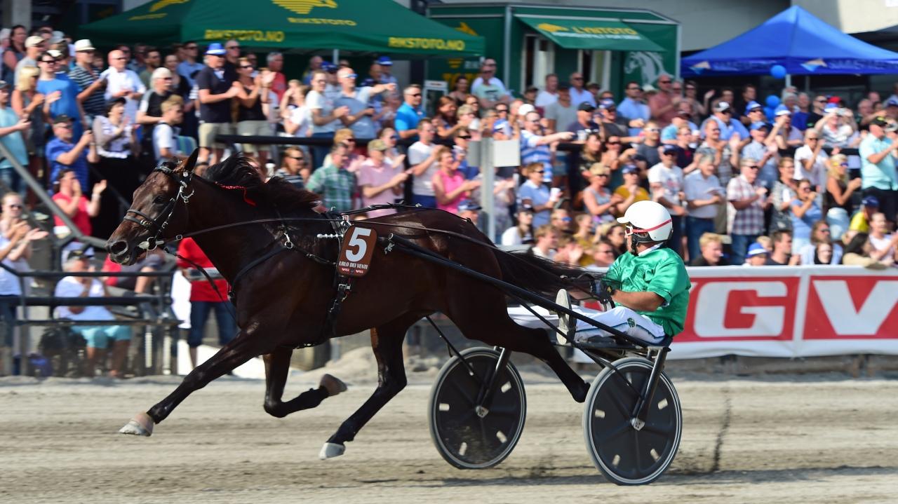 Urlo dei Venti var överlägsen i Oslo Grand Prix. Foto: Gerard Forni