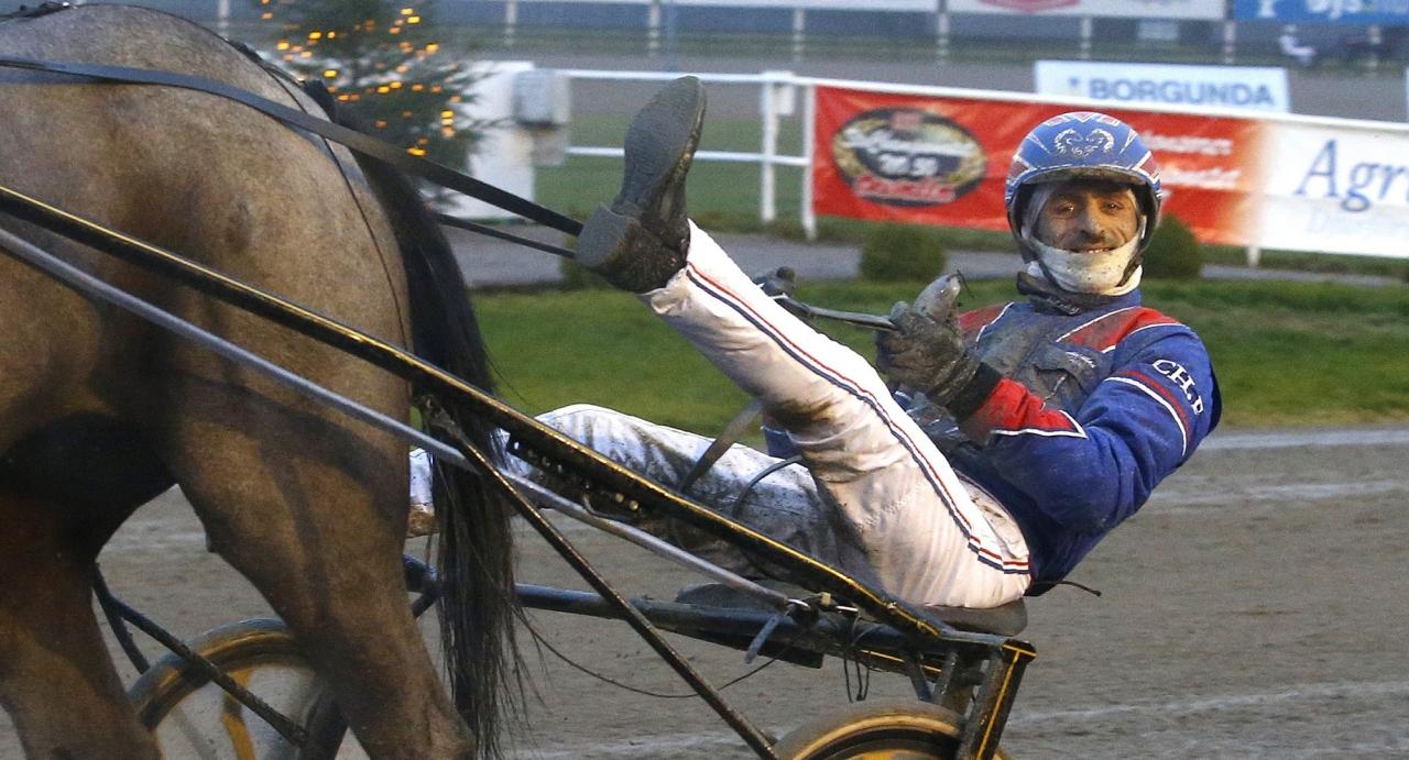 Christian Fiore dömdes till fyra veckors avstängning för drivning igår i Tingsryd och ska dessutom betala 6.000 kronor i böter. Foto Hanold/ALN