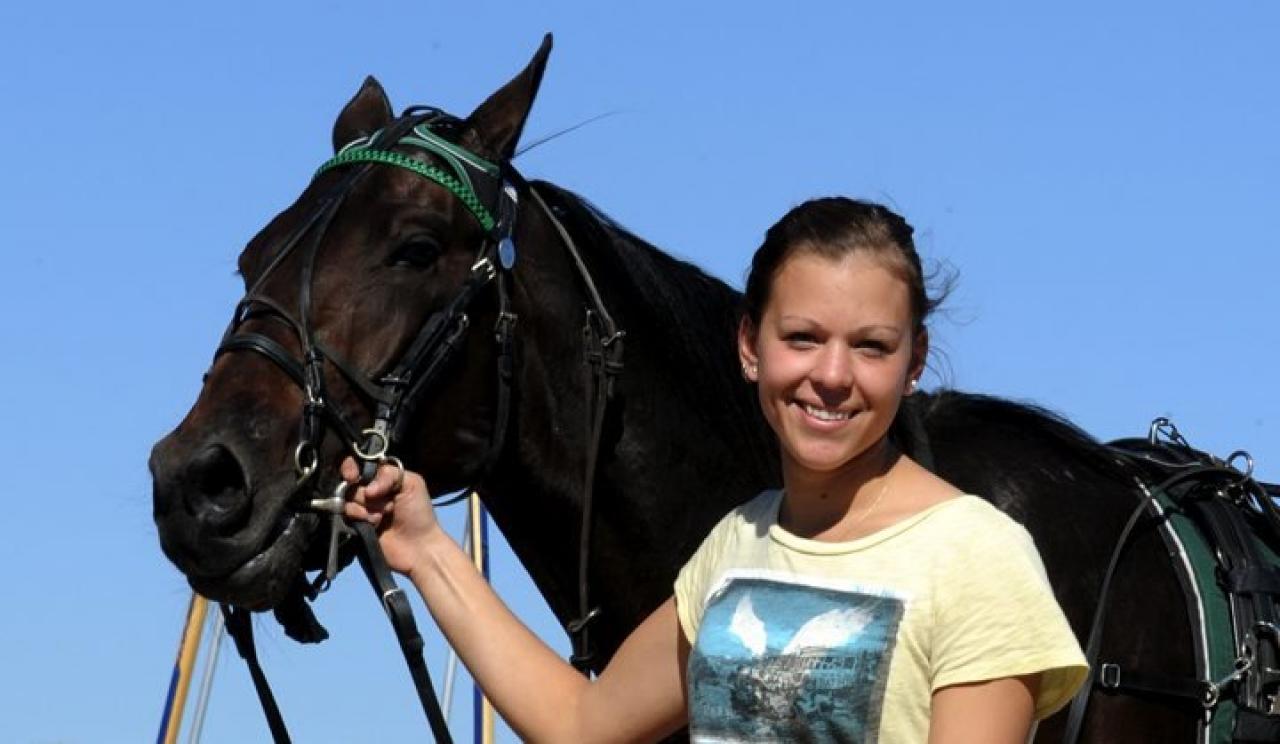 Michelle Crawford (f.d. Ingerstad). Foto: Adam Ström/stalltz.se