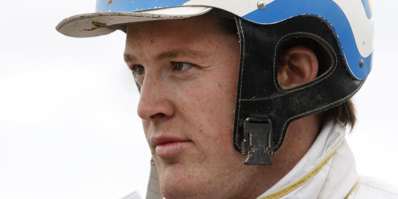 Hans Crebas är en av 14 hästar som anmälts till kvalen i holländskt Derby – samtliga går till final! Foto ALN
