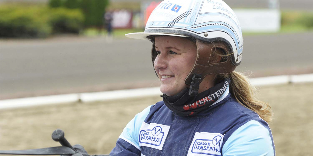 Hanna Lähdekorpi tog en hedrande silvermedalj i Amatör-EM. Foto Leif Norberg/ALN