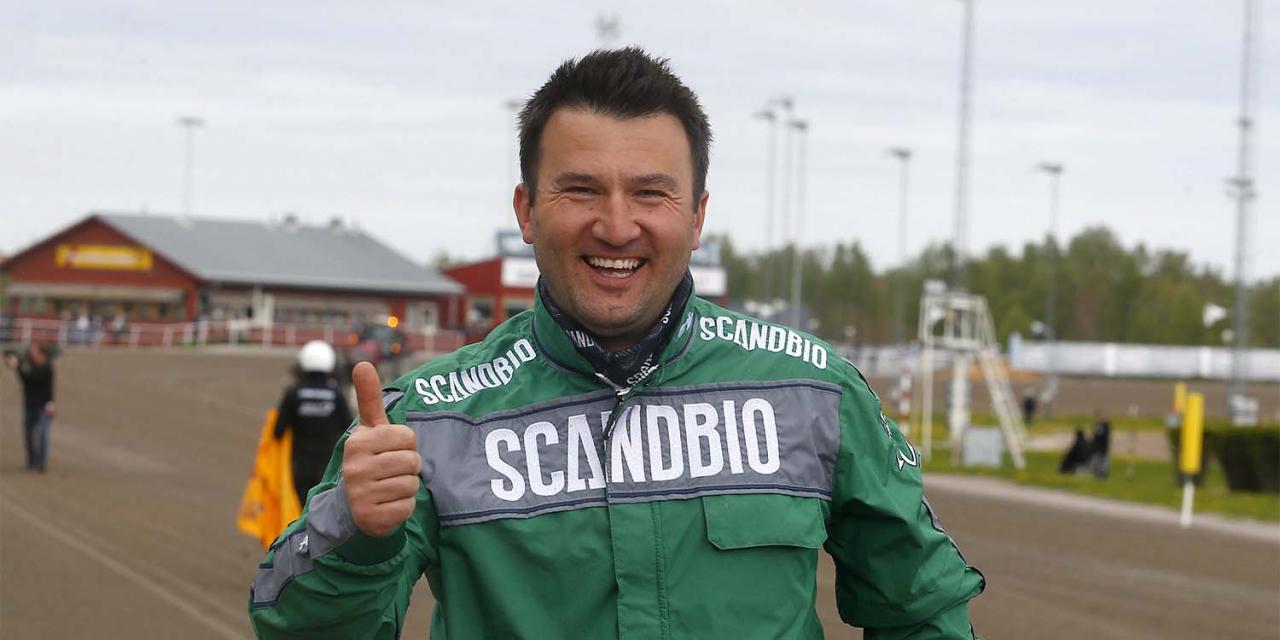 Admir Zukanovic. Foto Hanold/ALN