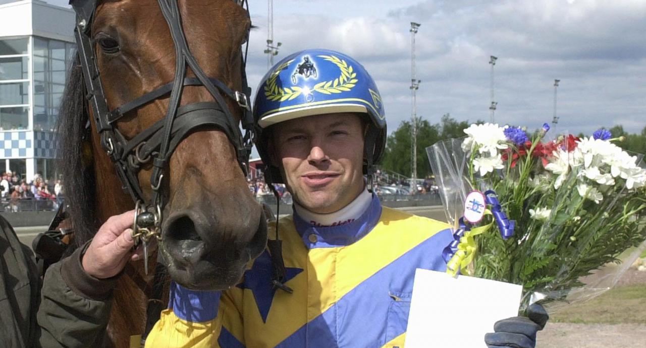 Highflier Ri och Magnus Johansson. Foto Leif Norberg/ALN