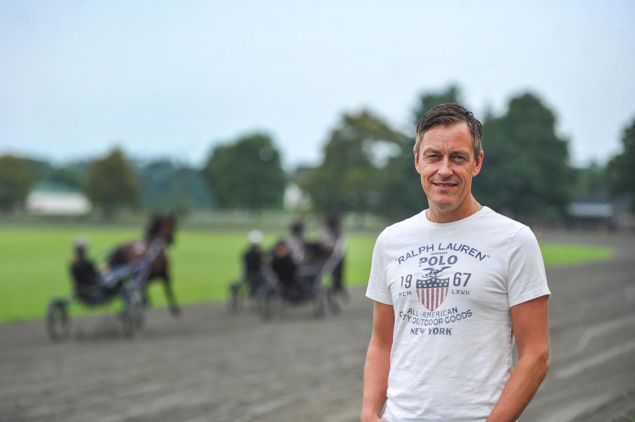 Magnus Rundgren. Foto: Simon Hagen/Sulkysport
