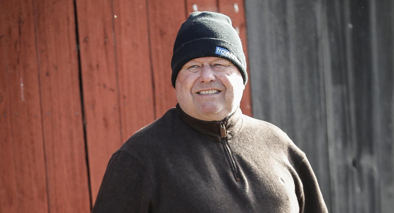 Roger Walmann var förra veckan gästkrönikör i Sulkysports utgåva. Foto Mia Törnberg