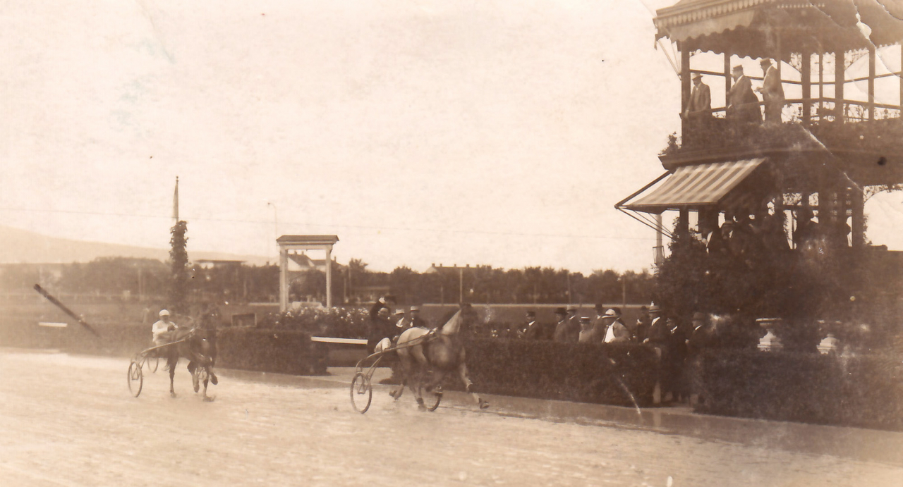 Codero och Ettore Barbetta vinner Championship von Europa i Baden 1912.
