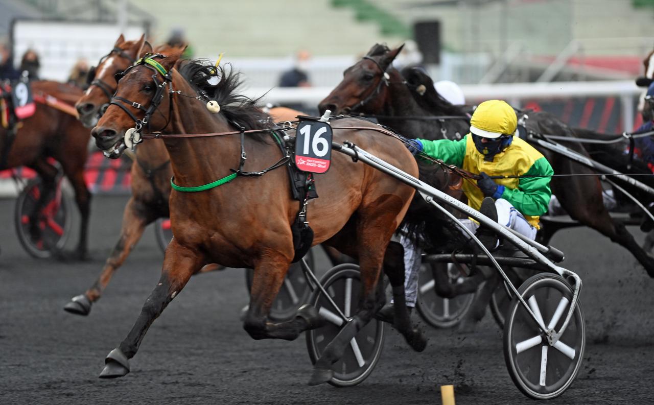 Björn Goop och Face Time Bourbon vann Prix du Bourbonnais. Nu har hästens matchningsplan blir förändrad. Foto: Gerard Forni